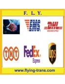 Express forwarder DHL|UPS|FedEx|TNT|EMS to France|Italy|Brazil