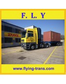 low rate DHL express from shenzhen to all over the world